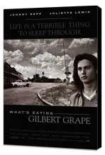 What's Eating Gilbert Grape - 27 x 40 Movie Poster - Style A - Museum Wrapped Canvas