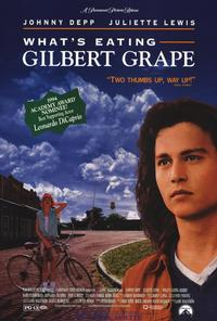 What's Eating Gilbert Grape - 27 x 40 Movie Poster - Style B