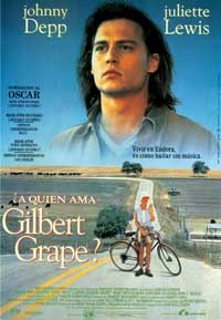 What's Eating Gilbert Grape - 43 x 62 Movie Poster - Spanish Style A