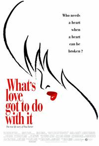What's Love Got to Do with It? - 27 x 40 Movie Poster - Style B