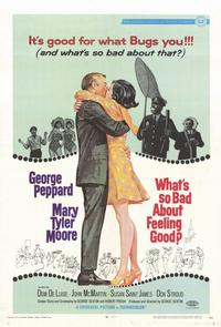 Whats So Bad About Feeling Good - 11 x 17 Movie Poster - Style A