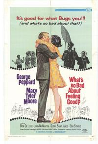 Whats So Bad About Feeling Good - 27 x 40 Movie Poster - Style A