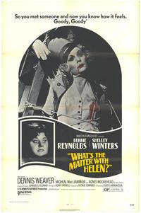What's the Matter with Helen? - 11 x 17 Movie Poster - Style A