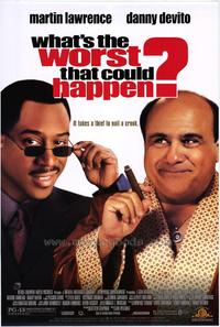 What's the Worst That Could Happen? - 27 x 40 Movie Poster - Style A