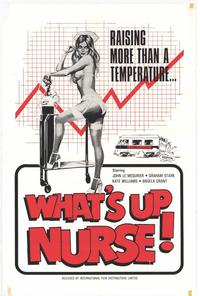 What's Up Nurse - 27 x 40 Movie Poster - Style A