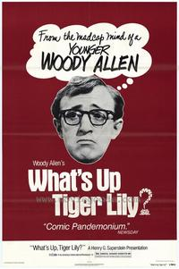 What's up Tiger Lily - 27 x 40 Movie Poster - Style A