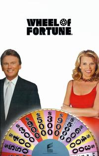 Wheel of Fortune - 11 x 17 TV Poster - Style A