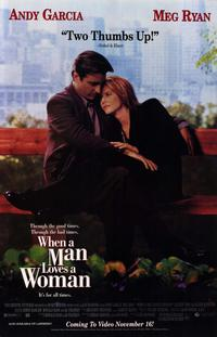 When a Man Loves a Woman - 11 x 17 Movie Poster - Style B