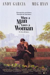 When a Man Loves a Woman - 27 x 40 Movie Poster - Style A