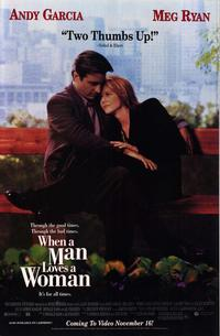 When a Man Loves a Woman - 27 x 40 Movie Poster - Style B