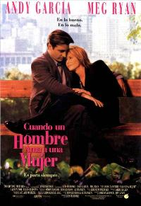When a Man Loves a Woman - 11 x 17 Movie Poster - Spanish Style A