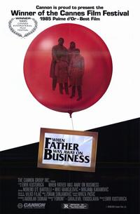 When Father Was Away on Business - 11 x 17 Movie Poster - Style A