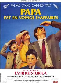 When Father Was Away on Business - 27 x 40 Movie Poster - French Style A