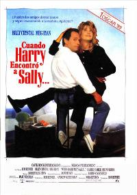 When Harry Met Sally. . . - 11 x 17 Movie Poster - Spanish Style A