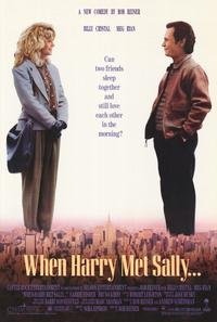 When Harry Met Sally. . . - 11 x 17 Movie Poster - Style A - Museum Wrapped Canvas