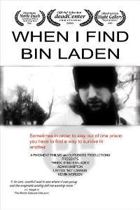 When I Find Bin Laden - 27 x 40 Movie Poster - Style A