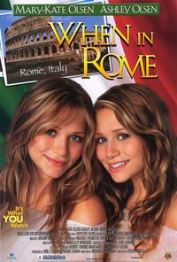When in Rome - 11 x 17 Movie Poster - Style A