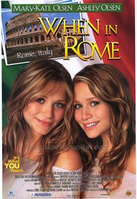 When in Rome - 27 x 40 Movie Poster - Style A