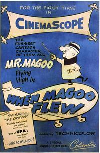 When Magoo Flew - 27 x 40 Movie Poster - Style A