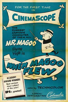 When Magoo Flew - 27 x 40 Movie Poster - Style B