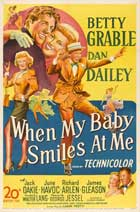 When My Baby Smiles at Me - 11 x 17 Movie Poster - Style B