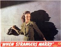 When Strangers Marry - 11 x 14 Movie Poster - Style A