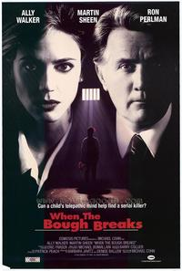 When the Bough Breaks - 27 x 40 Movie Poster - Style A