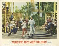 When the Boys Meet the Girls - 11 x 14 Movie Poster - Style A