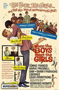 When the Boys Meet the Girls - 27 x 40 Movie Poster - Style A