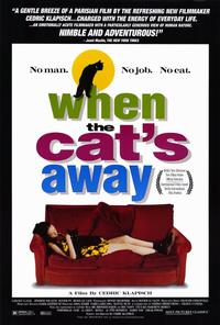 When the Cat's Away - 27 x 40 Movie Poster - Style A