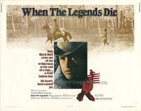 When the Legends Die - 11 x 14 Movie Poster - Style A