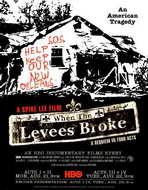 When the Levees Broke: A Requiem in Four Acts - 11 x 17 Movie Poster - Style A
