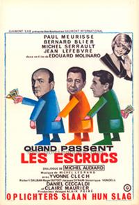 When the Peasants Pass - 11 x 17 Movie Poster - Belgian Style A