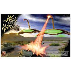 When Worlds Collide / War of the Worlds Combo - War Machines Attack! Diorama Model Kit