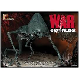 When Worlds Collide / War of the Worlds Combo - 2005 Alien Creature Model Kit