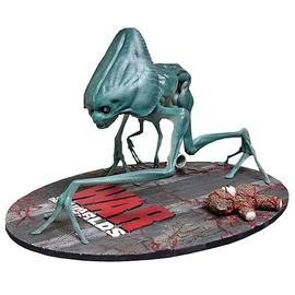 When Worlds Collide / War of the Worlds Combo - 2005 Alien Figure Preassembled Model Kit