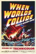 When Worlds Collide - 11 x 17 Movie Poster - Style A