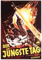 When Worlds Collide - 11 x 17 Movie Poster - German Style B