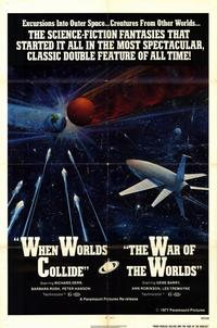 When Worlds Collide - 11 x 17 Movie Poster - Style B
