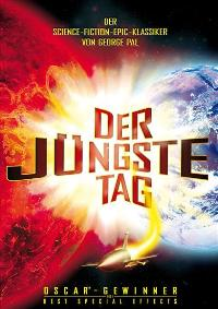 When Worlds Collide - 11 x 17 Movie Poster - German Style A