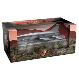 When Worlds Collide - Space Ark Preassembled Model Kit