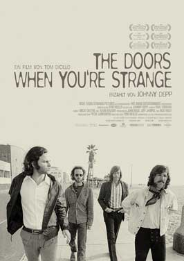 When You're Strange - 27 x 40 Movie Poster