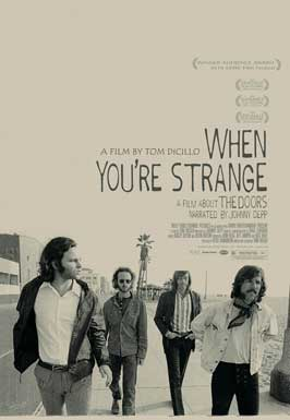 When You're Strange - 27 x 40 Movie Poster - Style A