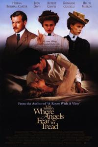 Where Angels Fear to Tread - 11 x 17 Movie Poster - Style A