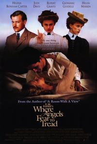 Where Angels Fear to Tread - 27 x 40 Movie Poster - Style A