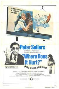 Where Does It Hurt - 11 x 17 Movie Poster - Style B
