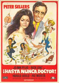 Where Does It Hurt - 27 x 40 Movie Poster - Spanish Style A