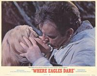 Where Eagles Dare - 11 x 14 Movie Poster - Style A