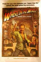 Where in the World is Osama Bin Laden? - 11 x 17 Movie Poster - Style C