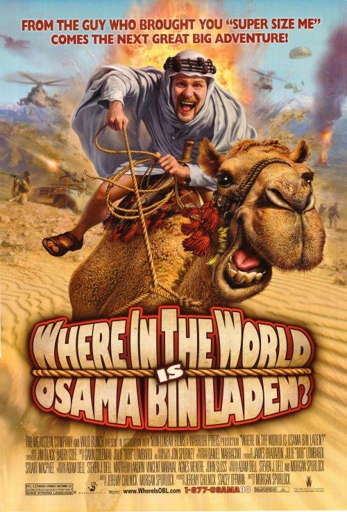 bin laden poster. World is Osama Bin Laden?